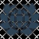Award Badge Justice Icon