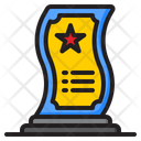 Trophy Medal Reward Icon
