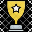 Achievement Award Champion Icon