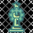 Award Premium Trophy Icon