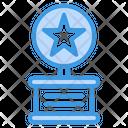 Award Winner Medal Icon