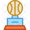 Award Basketball Trophy Icon