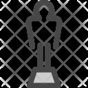 Award Body Human Icon
