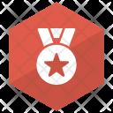 Award Medal Achievement Icon