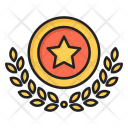 Proud Star Prize Icon