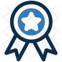 Award Badge Acheivement Icon