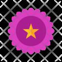 Award Badge Label Icon