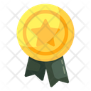 Award Award Badge Ribbon Badge Icon