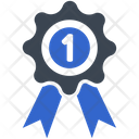 Achievement Award First Place Icon