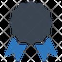 Award Badge Startup Statistics Icon