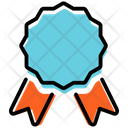 Award Badge Plan Presentation Icon