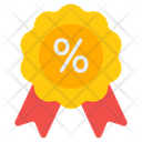Award Badge Ribbon Badge Achievement Icon