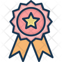 Badge Award Badge Ribbon Badge Icon
