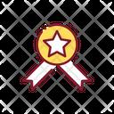 Award Badges Ribbon Badge Icon