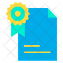 Award Document Icon