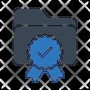 Award Folder Icon