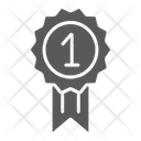 Award Medal Badge Icon
