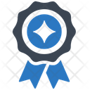 Ribbon Award Badge Icon