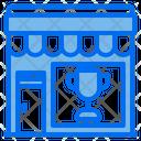 Award Shop Icon