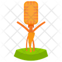 Award Statuette Icon