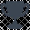 Award Trophy Winner Icon
