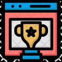 Award Winning Website Best Website Design Css Winner Site Icon