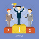 Awards Business Competition Icon