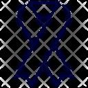 Awareness Band Buke Icon