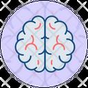Awareness Brain Brainstorming Icon