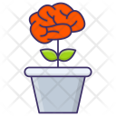 Awareness Brain Growth Icon
