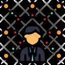 Awareness Person Development Icon