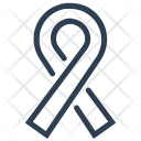 Awareness Ribbon Breast Icon