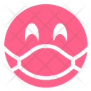 Mask Smiley Corona Icon