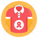 Awareness Tee Shirt Icon