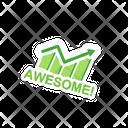Sticker Work Job Icon