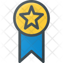 Awward Reward Medal Icon