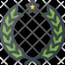 Awward Reward Leaf Icon