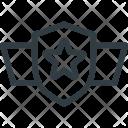 Awward Reward Shield Icon