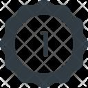 Awward Reward Badge Icon