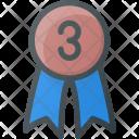 Awward Reward Third Icon
