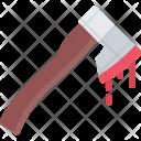 Ax Blood Icon
