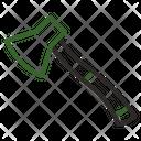 Blade Equipment Lumberjack Icon