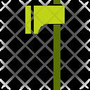 Axe Wood Lumberjack Icon