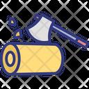 Axe Chop Hatchet Icon