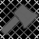 Axe Hatchet Equipment Icon