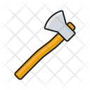 Axe Lumber Tool Icon