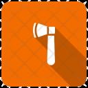 Axe Blade Hacksaw Icon