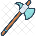 Axe Tomahawk Firefighter Icon