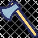 Axe Axe Tool Diy Icon