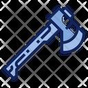 Axe Equipment Tool Icon
